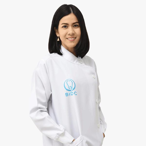 ทันตแพทย์หญิง ณัฏทินี อำพลพรรณ DDS., MSC.,