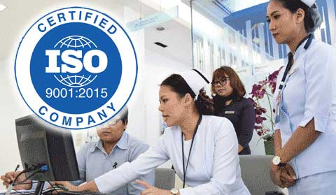 ISO Certified Quality Services