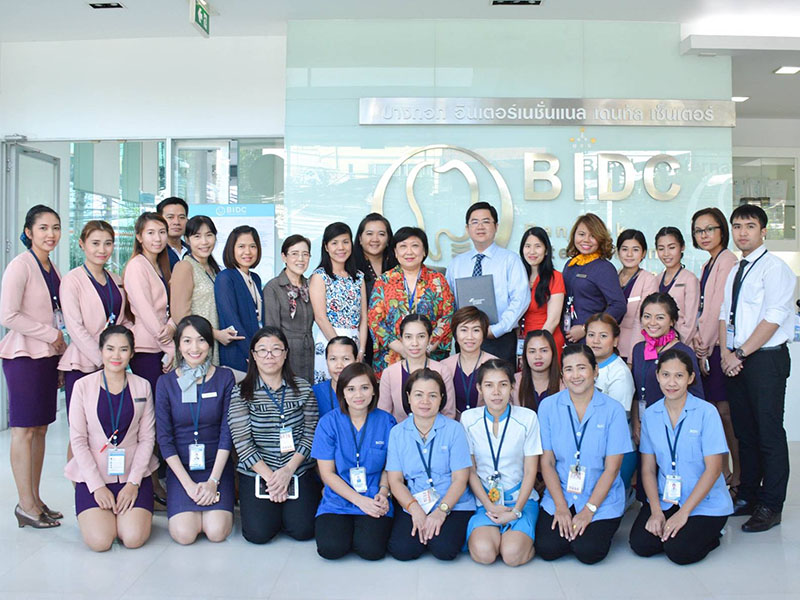 JCI Thailand Dental Clinic
