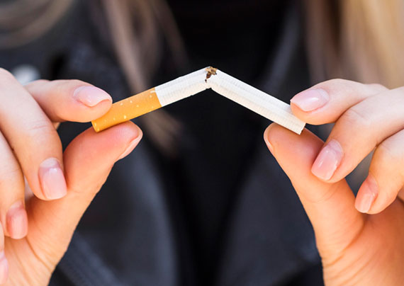 ไม่สูบบุหรี่